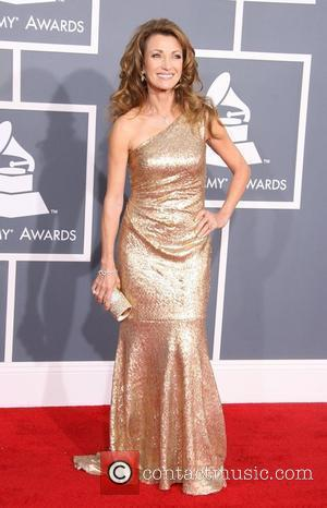 Jane Seymour 54th Annual GRAMMY Awards (The Grammys) - 2012 Arrivals held at the Staples Center Los Angeles, California -...