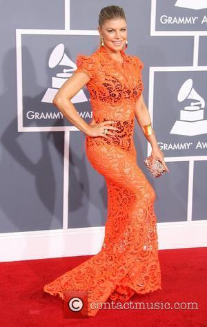 Fergie and Grammy