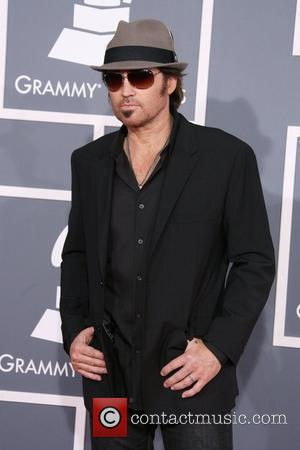 Billy Ray Cyrus 54th Annual GRAMMY Awards (The Grammys) - 2012 Arrivals held at the Staples Center Los Angeles, California...
