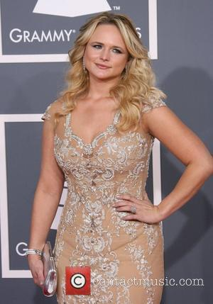 Miranda Lambert 54th Annual GRAMMY Awards (The Grammys) - 2012 Arrivals held at the Staples Center Los Angeles, California -...