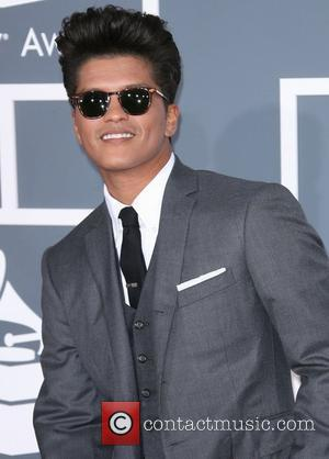 Grammy Awards, Bruno Mars