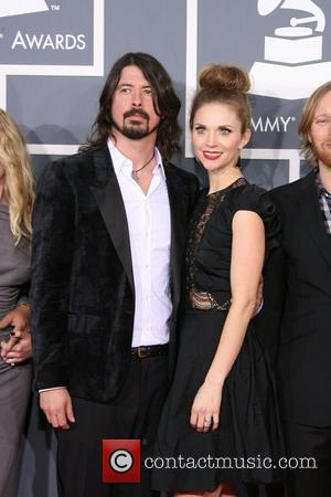 Dave Grohl and Grammy