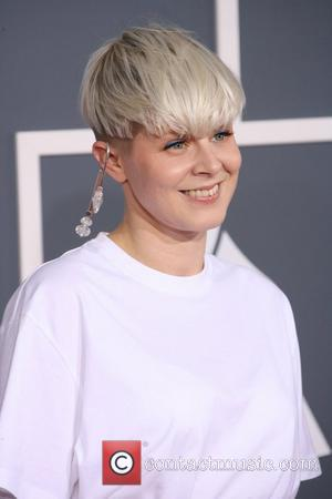 Robyn 54th Annual GRAMMY Awards (The Grammys) - 2012 Arrivals held at the Staples Center Los Angeles, California - 12.02.12