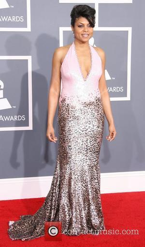 Taraji P Henson and Grammy