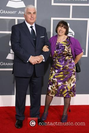Mitch Winehouse and Janis Winehouse 54th Annual GRAMMY Awards (The Grammys) - 2012 Arrivals held at the Staples Center Los...