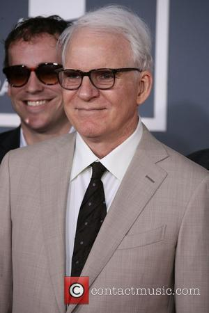Steve Martin 54th Annual GRAMMY Awards (The Grammys) - 2012 Arrivals held at the Staples Center Los Angeles, California -...