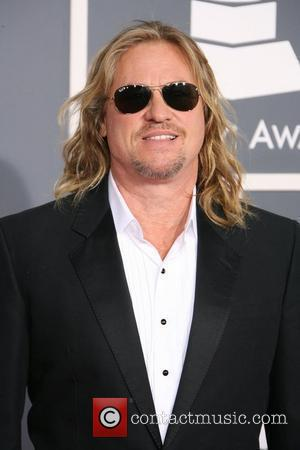 Val Kilmer 54th Annual GRAMMY Awards (The Grammys) - 2012 Arrivals held at the Staples Center Los Angeles, California -...