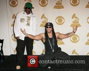 Scorpio and Melle Mel The GRAMMY Nominations Concert Live held at the Nokia Theatre L.A. Live Los Angeles, California -...