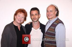 Becky Ann Baker, Jeremy Strong and Peter Friedman