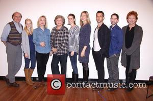 Peter Friedman, Erin Wilhelmi, Sarah Goldberg, Joyce Van Patten, Amy Herzog, Carolyn Cantor, Jeremy Strong, Keith Nobbs and Becky Ann Baker