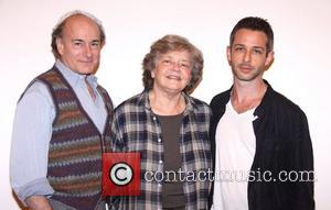 Peter Friedman, Joyce Van Patten and Jeremy Strong