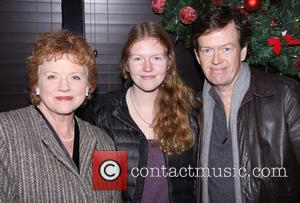Becky Ann Baker; Willa Baker; Dylan Bake The after party for the world premiere of 'The Great God Plan' held...