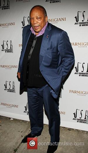 Quincy Jones To Receive Ascap Founders Award