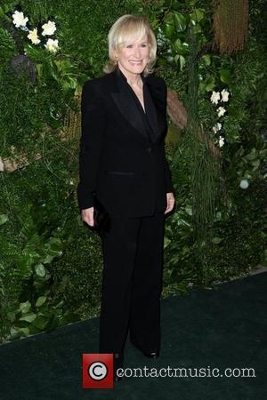 Glenn Close  The 2012 Bid to Save the Earth: The Green Auction at Rackefeller Centre - Arrivals  New...