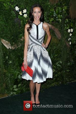 Olivia Chantecaille  The 2012 Bid to Save the Earth: The Green Auction at Rackefeller Centre - Arrivals  New...