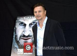 Liam Neeson presenting the movies 'Battleship' and 'The Grey' at Adlon Hotel.  Berlin, Germany - 02.04.2012