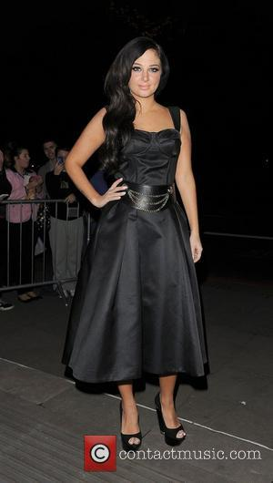 Tulisa Contostavlos, Grosvenor House Hotel and Grosvenor House