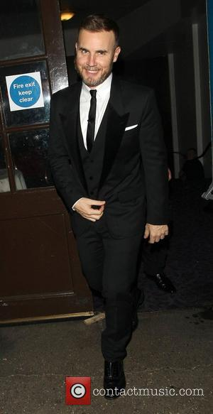 Gary Barlow, Grosvenor House Hotel and Music Industry Trust Awards