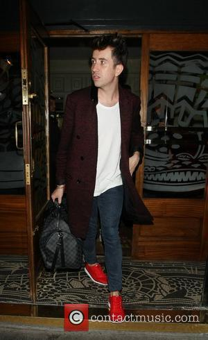 Nick Grimshaw, The Groucho Club