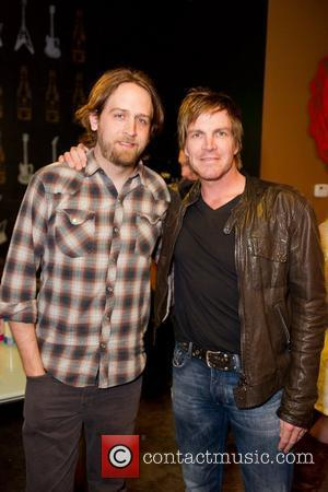 Hayes Carll and Jack Ingram