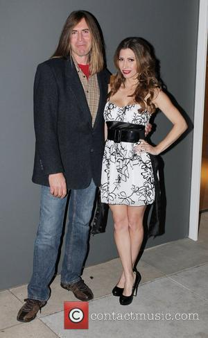 James Mitchell and Tawny Amber Young Growze Store Opening in West Hollywood Los Angeles, California, USA - 20.03.12