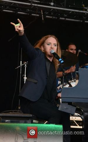 Tim Minchin GuilFest 2012 at Stoke Park - Day 2 Guildford, Surrey - 14.07.12