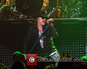 Axl Rose  Guns and Roses perform at the Fillmore Miami Beach  Miami Beach,Florida - 05.03.12