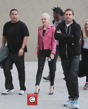 Gwen Stefani and Staples Center