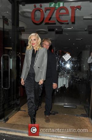 Gwen Stefani, Ozer, Zuma and Spiderman