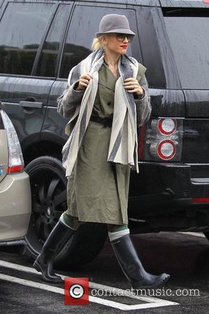 Gwen Stefani, Zuma Rossdale and Sherman Oaks