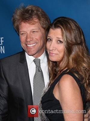 Jon Bon Jovi; Dorothea Hurley 2nd Annual Sean Penn and Friends Help Haiti Home Gala benefiting J/P HRO presented by...