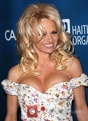 Pamela Anderson 2nd Annual Sean Penn and Friends Help Haiti Home Gala benefiting J/P HRO presented by Giorgio Armani -...