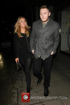 James Arthur, Kimberley Garner and Hakkasan