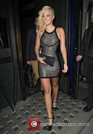 Tulisa Contostavlos, Hakkasan and Mayfair