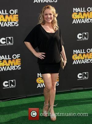 Actress Barbara Alyn Woods 2012 Cartoon Network Hall of Game Awards at Barker Hangar Santa Monica, California - 18.02.12