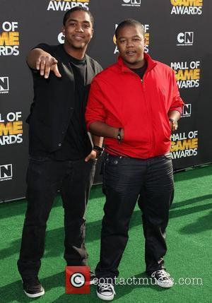 Christopher Massey and Kyle Massey 2012 Cartoon Network Hall of Game Awards at Barker Hangar Santa Monica, California - 18.02.12
