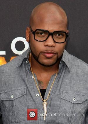 Flo Rida 2012 Cartoon Network Hall of Game Awards at Barker Hangar Santa Monica, California - 18.02.12