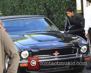 Halle Berry and Aston Martin
