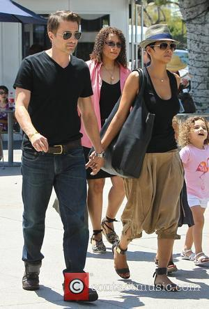 Olivier Martinez and Halle Berry