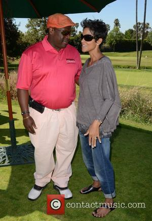 Cedric the Entertainer, Halle Berry 4th Annual Halle Berry Celebrity Golf Classic held at the Wilshire Country Club  Los...