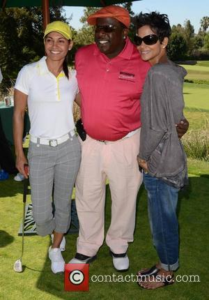 Salli Richardson-Whitfield, Cedric the Entertainer, Halle Berry 4th Annual Halle Berry Celebrity Golf Classic held at the Wilshire Country Club...