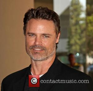 Dylan Neal Hallmark Channel and Hallmark Movie Channel TCA press tour at Beverly Hilton Hotel Beverly Hills, California - 02.08.12
