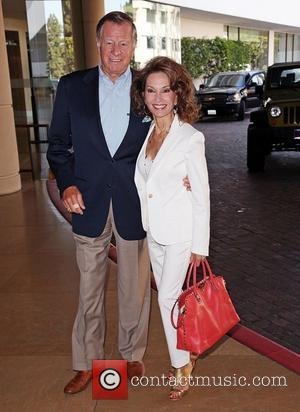 Susan Lucci and Beverly Hilton Hotel