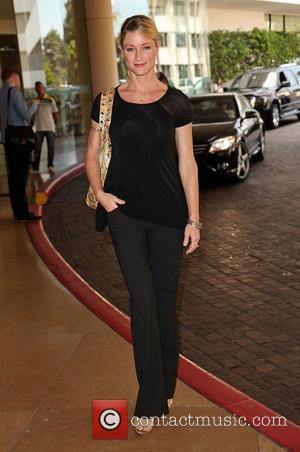 Teri Polo and Beverly Hilton Hotel