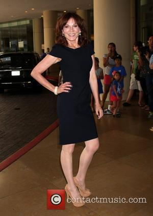 Marilu Henner Hallmark Channel and Hallmark Movie Channel TCA press tour at Beverly Hilton Hotel Los Angeles, California - 02.08.12