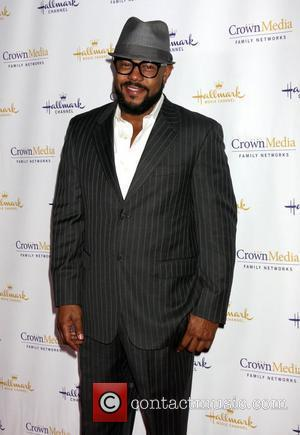 Rockmond Dunbar  Hallmark Channel's Winter 2012 TCA Press Tour Evening Gala at Tournament House - Arrivals Los Angeles, California...