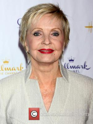 Florence Henderson Hallmark Channel and Hallmark Movie Channel's '2013 Winter TCA' Press Gala at The Huntington Library and Gardens...