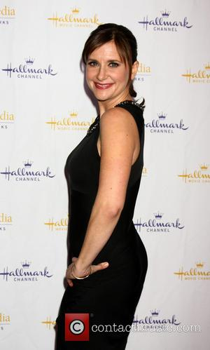 Kellie Martin Hallmark Channel and Hallmark Movie Channel's '2013 Winter TCA' Press Gala at The Huntington Library and Gardens...