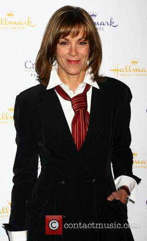 Wendie Malick Hallmark Channel and Hallmark Movie Channel's '2013 Winter TCA' Press Gala at The Huntington Library and Gardens...