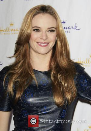Danielle Panabaker Hallmark Channel and Hallmark Movie Channel's '2013 Winter TCA' Press Gala at The Huntington Library and Gardens...